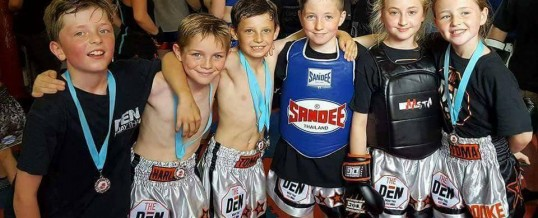 Aviva Community Fund 2017 – a successful first application for The Den Muay Thai & MMA Winsford